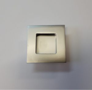 Ручка квадратная Серебро матовое Норильск