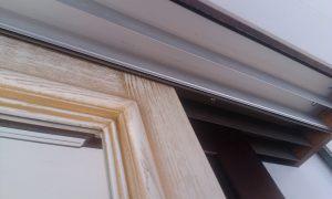 Двери из массива с раскладкой по периметру Норильск