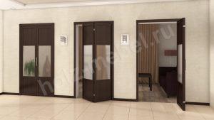 Двери гармошка Норильск