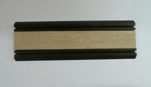 Направляющая нижняя для шкафа-купе вкладка шпон Норильск