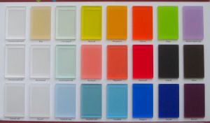Акриловое стекло матовое для радиусных шкафов-купе и радиусных межкомнатных перегородок Норильск