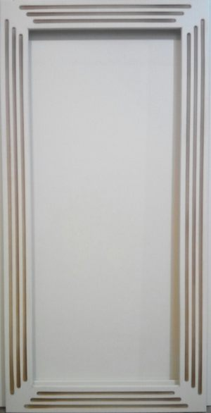 Рамочный фасад с фрезеровкой 2 категории сложности Норильск