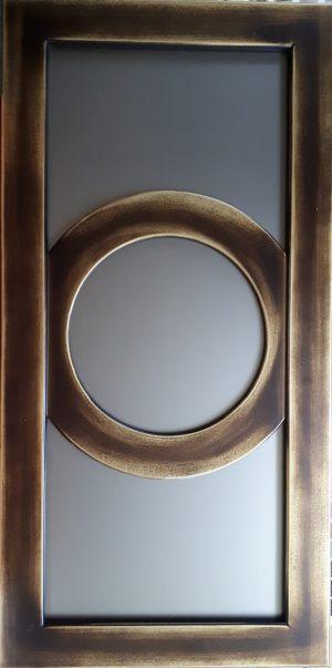 Рамочный фасад с радиусными элементами 4 категории сложности Норильск
