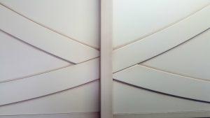Вставка в дверь с накладками Норильск