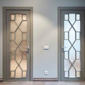Двери с филенкой Норильск